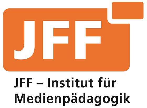 Logo des JFF – Institut für Medienpädagogik